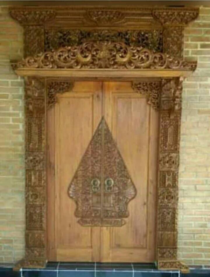 Gebyok Pintu