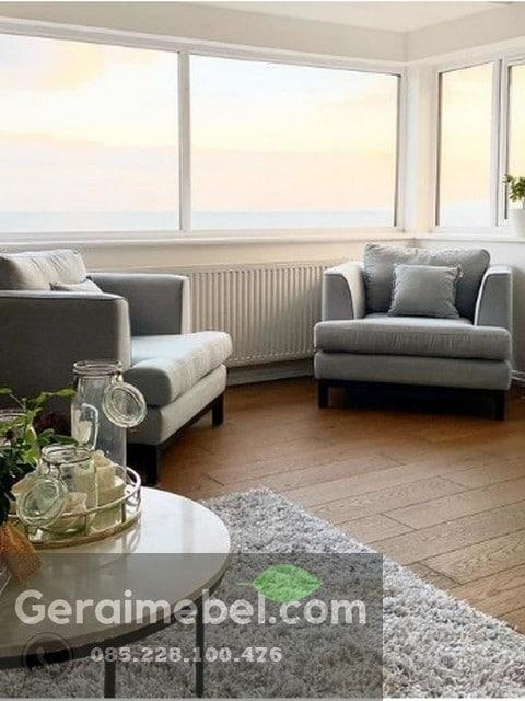 Jual Sofa Minimalis Untuk Ruang Keluarga