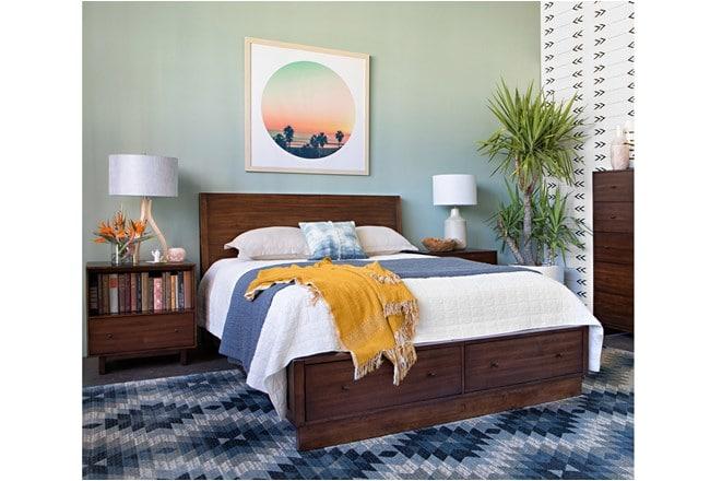 Set Tempat Tidur Jati, Tempat tidur minimalis, tempat tidur laci, tempat tidur laci penyimapanan, tempat tidur laci murah, tempat tidur jati laci