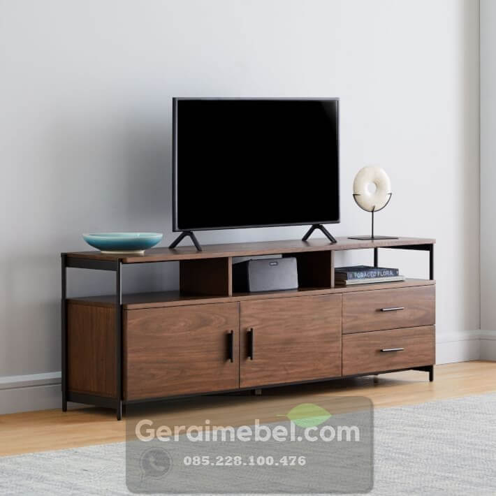 bufet jati, bufet tv, bufet tv minimalis, bufet jati minimalis, jual bufet tv jati