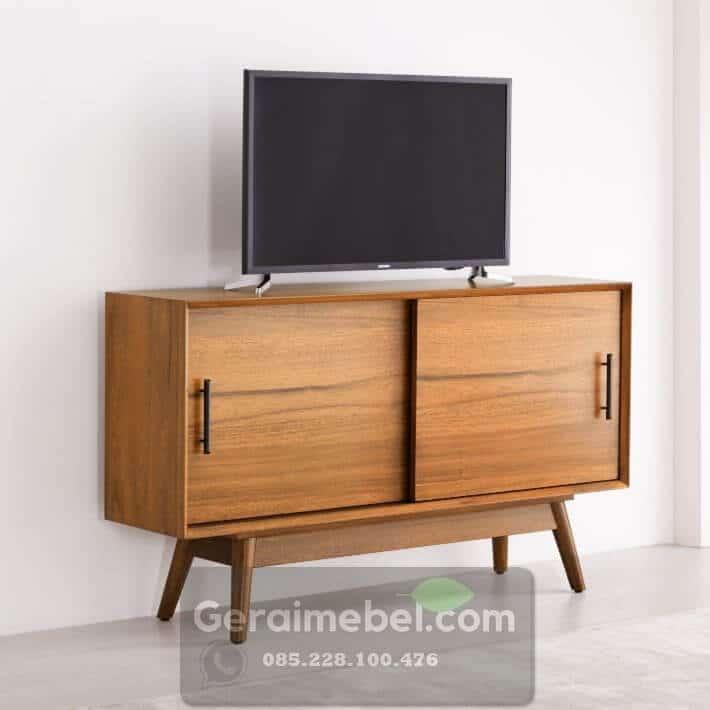 Buffet tv jati minimalis, Bufet Meja TV Modern, Bufet TV Jati Jepara, Bufet TV Minimalis