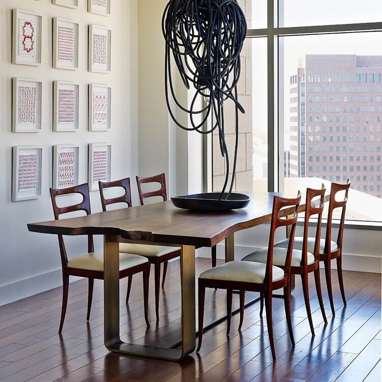 Meja Antik Kayu Trembesi, meja makan kaki stainless, meja makan kaki besi, jual meja makan kayu, harga meja trembesi tebal, harga jual meja makan jati