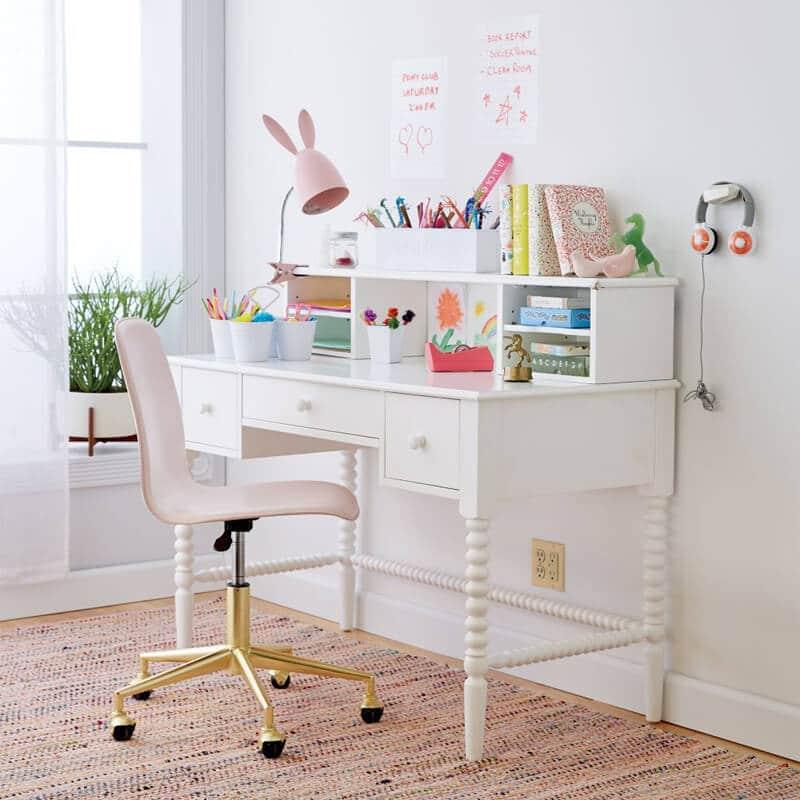 Meja Belajar Anak Perempuan