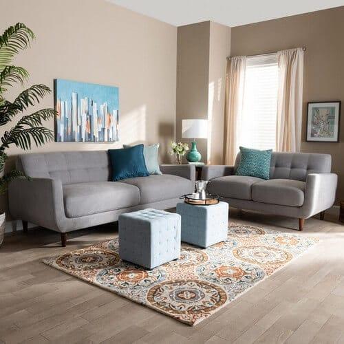 Sofa Set Ruang Tamu
