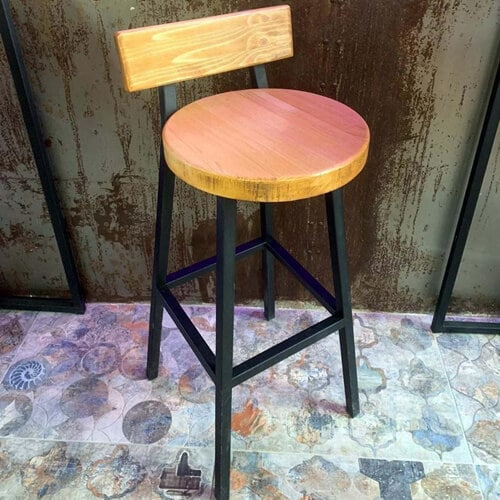 Stool Bar Besi