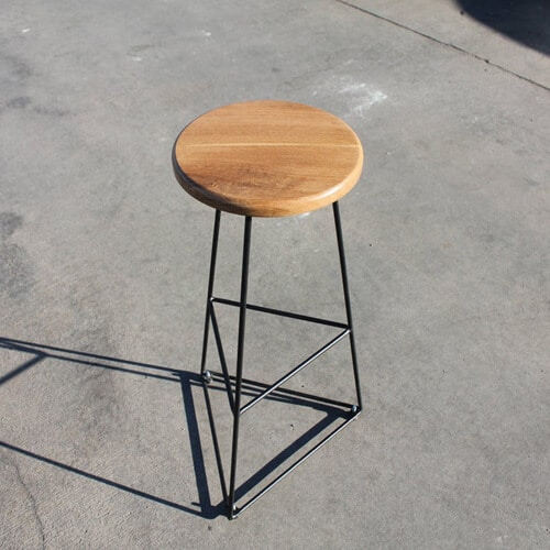 Stool Bar Minimalis Besi
